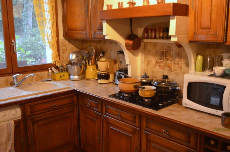 La cuisine de lilimarti en ch ne et faite maison - Restaurer plan de travail cuisine ...
